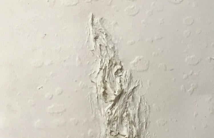 Papier lin à l'épreuve du relief - Christian Saber