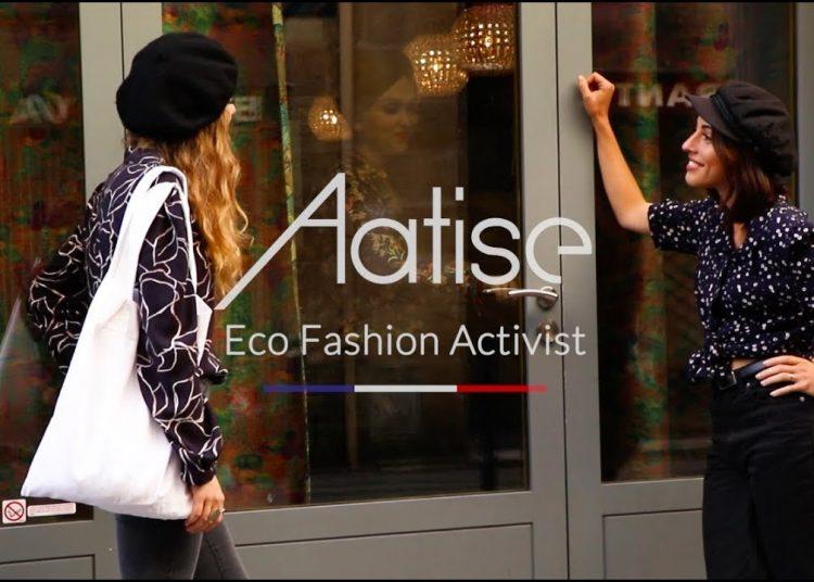 Aatise : Eco-fashion Activist Crédit photo Aatise
